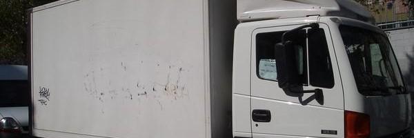Camion Mudanzas baratas