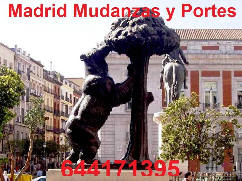 Mudanzas En Madrid